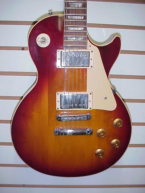 1988 Gibson Les Paul Standard in Sunburst 100% Original ITEM HAS SOLD!
