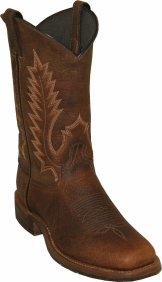 Abilene Men AB-6724 Bison Stockman