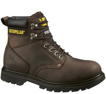 "Caterpillar Men 89586 6"" Steel Toe"