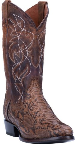 Dan Post Men DP3037 Manning Python Boots