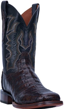Dan Post Men DP4860 Kingsly Caiman Alligator Boots