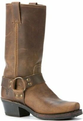 Frye Women's 77300-TAN Harness 12R