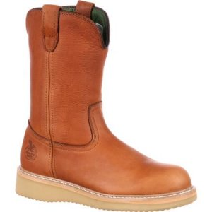 Georgia Boot Men G5353 Wedge Wellington