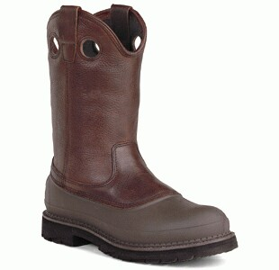 Georgia Boot Men G5655 Muddog Steel Toe