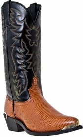 Laredo Men 68086 Atlanta Lizard Print