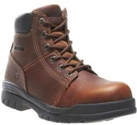 "Wolverine Men W04713 MARQUETTE STEEL-TOE EH 6"" WORK BOOT"