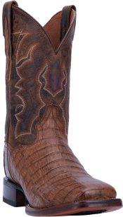 Dan Post Men DP4807 Caiman Alligator Boots
