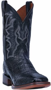 Dan Post Men DP4805 Kingsly Caiman Alligator Boots