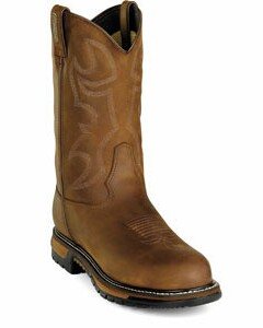 Rocky Boots Men 2809 Branson Steel Toe