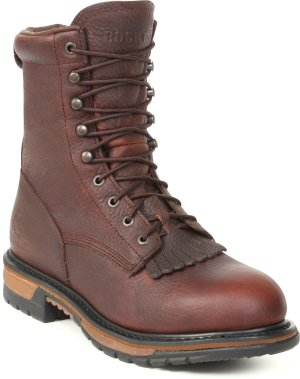 Rocky Boots Men 6717 Ride Lacer
