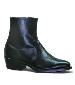 Sage Men SA-3151 Ankle Zip