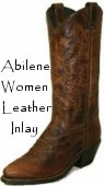 Abilene Cowgirl Boots, western boots