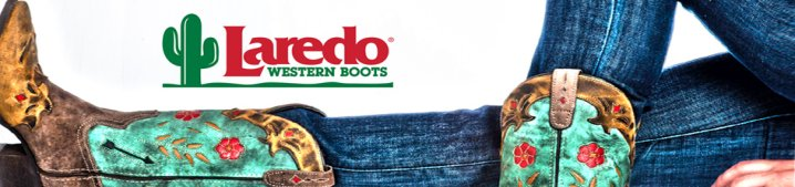 Laredo Boots, cowboy boots, 