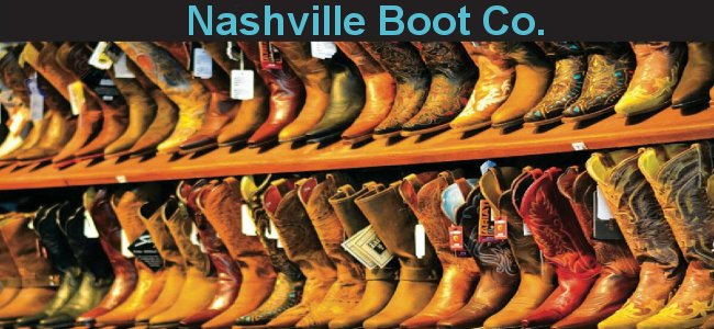 Nashville Boot Co.