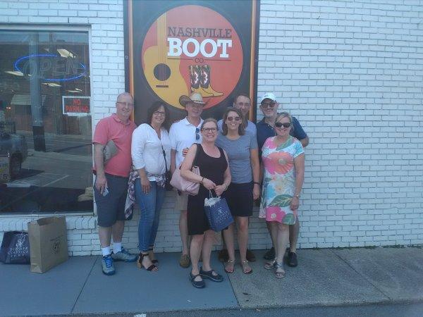 Nashville Boot Co. Store