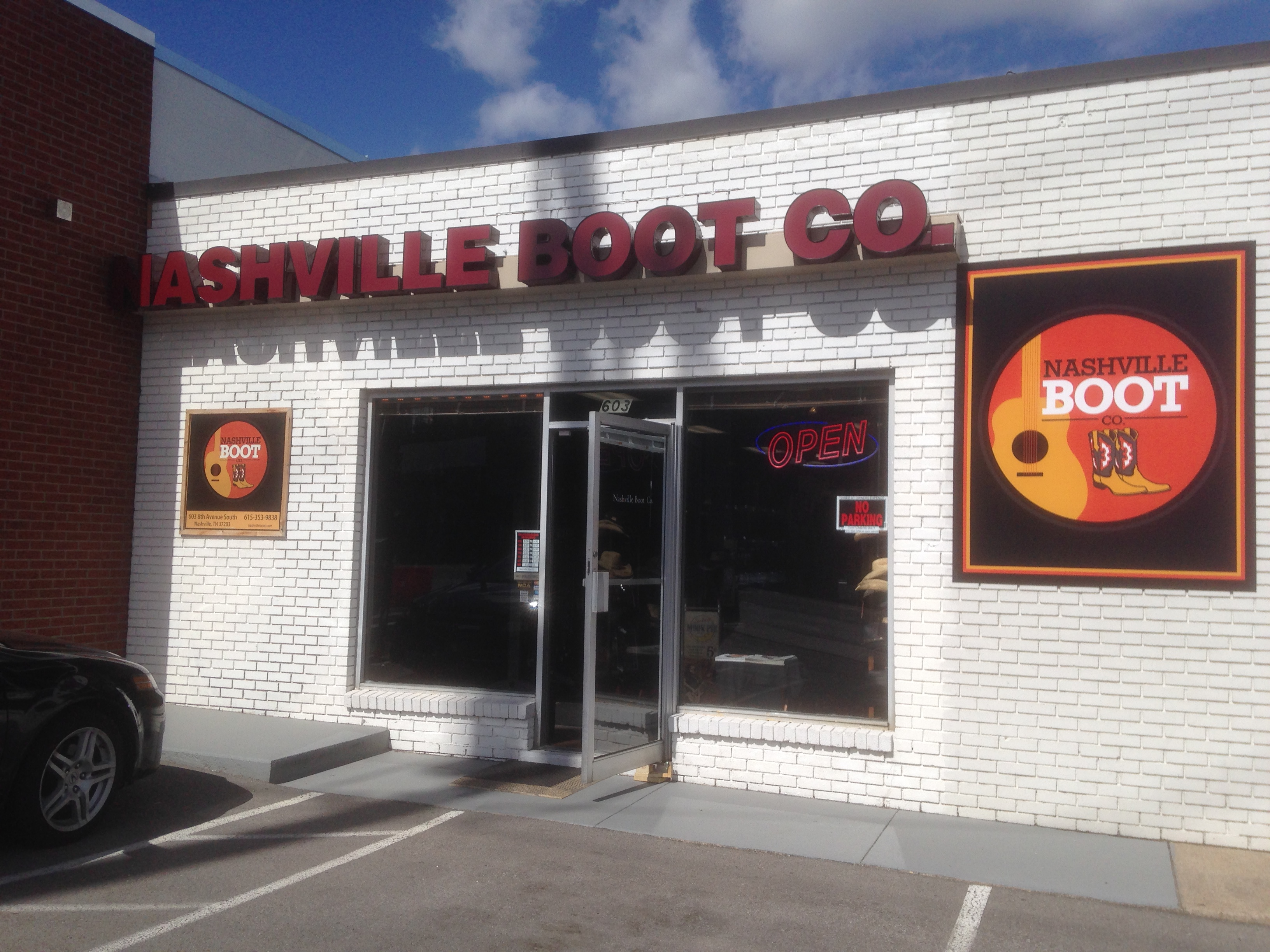 Nashville Boot Co. Store